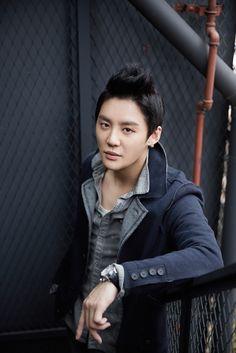 Kim Junsu's Interview for musical December 131205