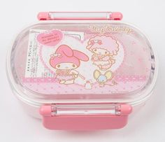 My Melody Lunch Case: Cafe
