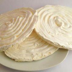 Cómo hacer discos de merengue