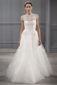 свадебные платья коллекция Monique Lhuillier 2014