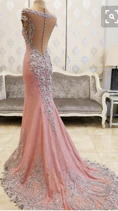 Cheap mermaid prom, Buy Quality mermaid prom dress directly from China prom dresses Suppliers: Sparkly Beading Mermaid Prom Dresses Sheer Jewel Neck Cap Sleeve Elegant Evening Dress Custom Crystal Formal Party Gowns 2017 Elegant Dresses, Pretty Dresses, Formal Dresses, Sexy Dresses, Bride Dresses, Dresses Uk, Dresses Online, Casual Dresses, Mermaid Evening Dresses