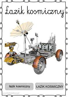 KOSMOS – plansze zestaw 1 – Przedszkolankowo Sistema Solar, Space Activities, Kids Poster, Montessori Materials, Astronomy, Kids Learning, Cosmos, Classroom, Education