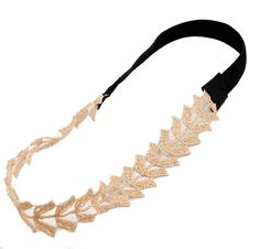 Gold Vine by Headbands of Hope :)