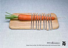 WMF Knives - ad