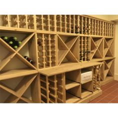 Modern wine cellar, wine racking design, wine storage solution Wine Rack Design, Wine Storage, Wine Cellar, Storage Solutions, Free Design, Interior Design, Modern, Home Decor, Riddling Rack