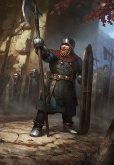 The Witcher/ Mahakam Guard/ Gwent Card/ Scoia'tael