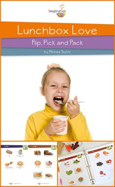 printable book to make lunch packing easy & healthy #backtoschool http://imaginationsoup.net/2013/09/easy-healthy-fast-lunchbox-packing/