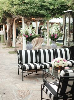 black and white black white and black on pinterest black and white outdoor furniture