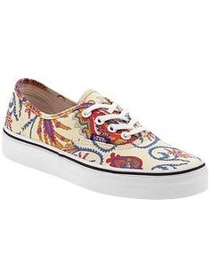 Vans Authentic Liberty Prints   Piperlime