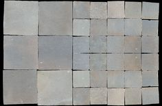Zelliges (Maroccan tiles) in color 12 by Emery & cie