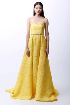 Badgley Mischka For The Bridesmaids Resort 2017 Spring Wear