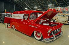1956 Chevrolet Panet Truck | Flickr - Photo Sharing!