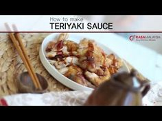 Rasa Malaysia Chicken Teriyaki   Easy Delicious Recipes