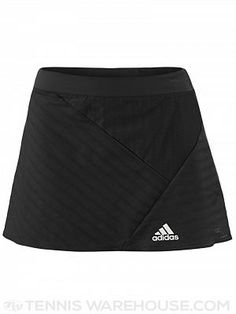 adidas Women's Spring Sequential Core Skirt | Tennis Warehouse