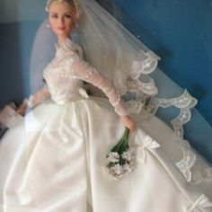 Grace Kelly Wedding Barbie
