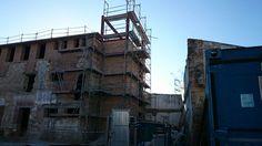 Rehabilitación del Convento de San Agustín, en Jerez, Cádiz. Ahora centro empresarial