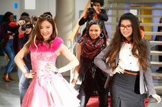 "Nickelodeon estreia ""Make It Pop! Nickelodeon Shows, Pop Bands, Prom Dresses, Formal Dresses, Spongebob Squarepants, Dance Moves, Erika, Good Music, Cute Couples"