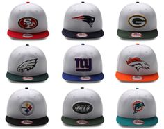 New Era is the official hat of the NFL as of April 1st!  This is NOT an April Fools joke...