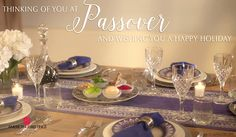 At Passover is one