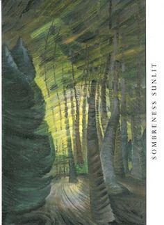 Somberness Sunlit - Emily Carr