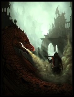 Master of D'hara by Antichristofer on deviantART,This is loosely based on the Sword of Truth series by Terry Goodkind (yes...again). I