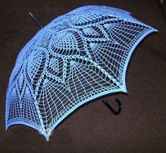 dantelli şemsiye