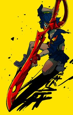 Killer Kill la Kill Fan Art (and Cosplay) You Have to See
