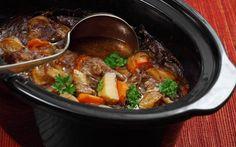 Crock pot Sesame pot roast