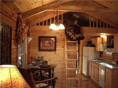 Log Cabins 2 Go by Gastineau Log Homes