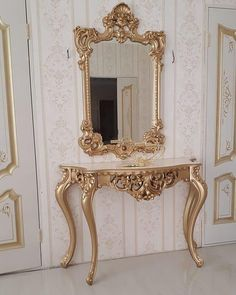 Rococo Furniture, Console Furniture, Silver Furniture, Colonial Furniture, Wardrobe Interior Design, Wardrobe Design Bedroom, Master Bedroom Interior, Bedroom Small, Bedroom Modern