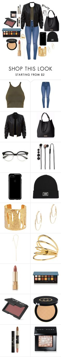 """chill months"" by that-fashion-geek ❤ liked on Polyvore featuring C/MEO COLLECTIVE, LE3NO, LMNT, Speck, Vans, Sylvia Toledano, Jennifer Zeuner, Argento Vivo, Gorjana and Dolce&Gabbana"