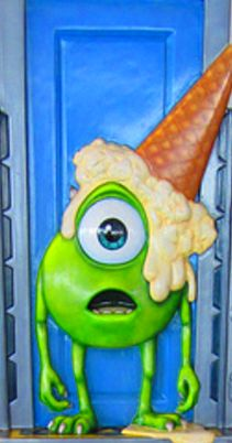 *MIKE ~ Monsters Inc., 2001