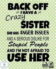 Best Brother Quotes And Sibling Sayings - Boostupliving - - Best Brother Quotes and Sibling Sayings Collection From Boostupliving. Here we've collected more than 100 Best Brother Quotes For you. Brother N Sister Quotes, Sister Love Quotes, Brother Birthday Quotes, Crazy Sister, Bff Quotes, Best Motivational Quotes, Family Quotes, Quotes About Little Sisters, Best Sister