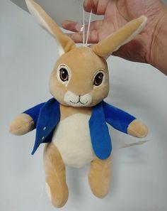 db2faf58e 30 CM Měkké plyšové hračky Peter Rabbit Hračky plné zvíře Bunny Hračky  Příběh krále Petra Petra