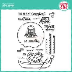 avery alle clear stamps - Google Search