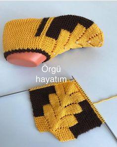 Çam örgü patik modeli yapılışı - Canım Anne autour du tissu déco enfant paques bébé déco mariage diy et crochet Crochet Socks, Knitting Socks, Free Knitting, Crochet Baby, Knit Crochet, Crochet Ripple, Baby Knitting Patterns, Crochet Patterns, Knitted Booties