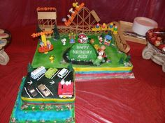 202 Best Theme Park Cakes Images Roller Coaster Cake