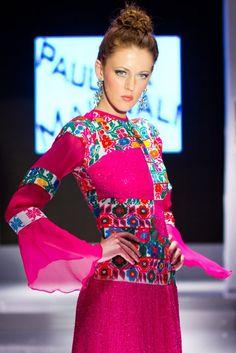 mexican satin dress - Google Search
