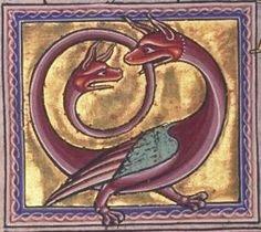 Aberdeen Bestiary, c. 1200