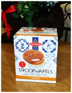 White Lily Green: A Festive Daelmans Stroopwafels Coffee Afternoon