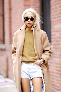 BLOGGER STYLE: VANESSA HONG | EFFORTLESS EDGE - Le Fashion