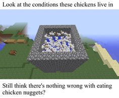 [/r/dankmemes] Shocking news: Animal abuse feeds fast food restaurants