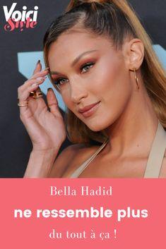 Retrouvez l'article sur voici.fr Spice Girls, Bella Hadid, Auburn, Crimson Hair, New Hair Colors, Dress Attire, Auburn Brown