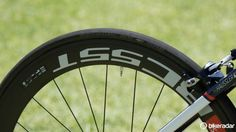 #Probike: #HeinrichHaussler's #ScottFoil - DT Swiss wheels are far less common - Haussler rides on these 55mm deep 'Tricon' tubulars