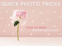 Quick Photo Tricks   Nicoles Classes