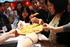 Good news for #NZ! China Pizza Passion Has Fonterra Riding Mozzarella Wave