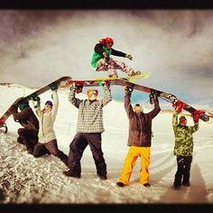 SNOWBOARD TUNES (сноуборд музыка)