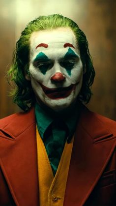 stirring impressive formidable wallpaper Joker Joaquin Phoenix 2019 movie Wallpaper Batman action figures have invariably Art Du Joker, Le Joker Batman, Der Joker, Joker And Harley Quinn, Joker Comic, Photos Joker, Joker Images, Joker Pictures, Joker Poster