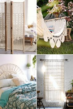 Loving all things macrame.