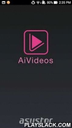 AiVideos  Android App - playslack.com ,  * Must be used in conjunction with LooksGood* If you encounter any problems while using Chromecast, please unplug Chromecast and then plug it in again, while also restarting AiVideos.AiVideos brings you the smoothest mobile video viewing experience around. Browse through the video collection on your NAS without needing to wait for long downloads. Enjoy high-definition 1080p streaming video with just one click. You can even select multilingual…